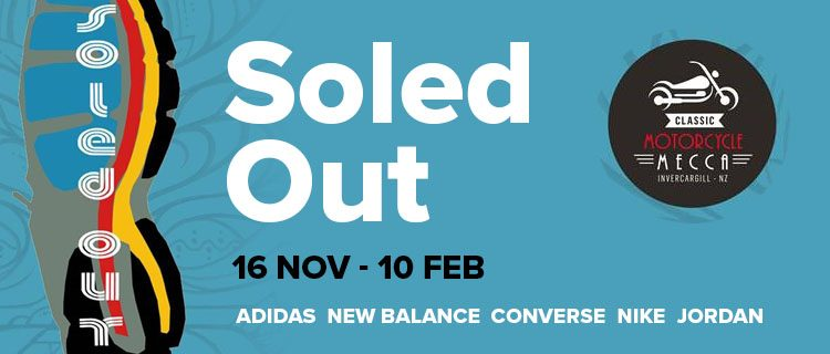 Soled Out Sneaker Exhibition
