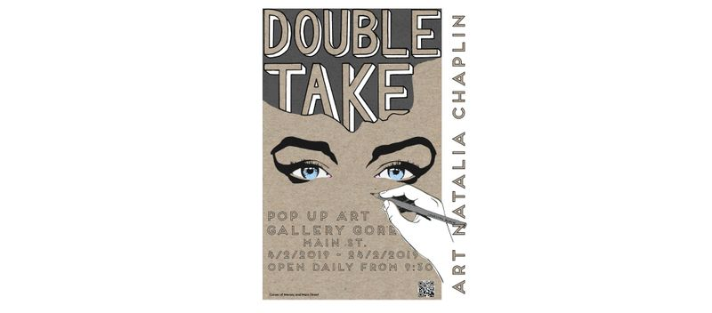Double Take - PopUp Gallery
