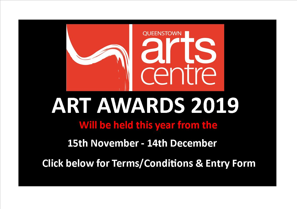 Queenstown Arts Centre Art Awards