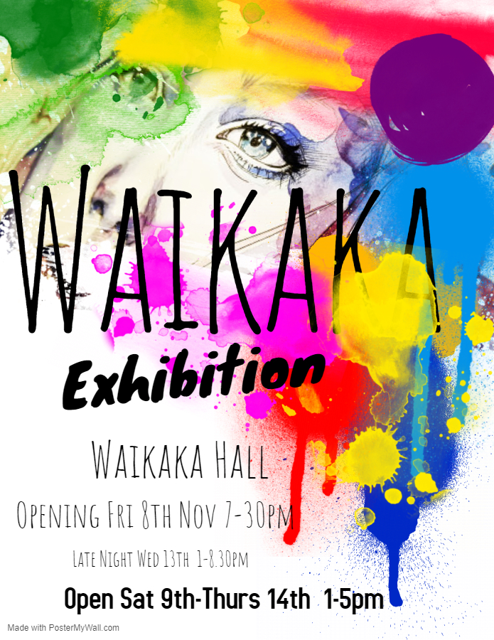 Waikaka Arts & Craft Exhibition