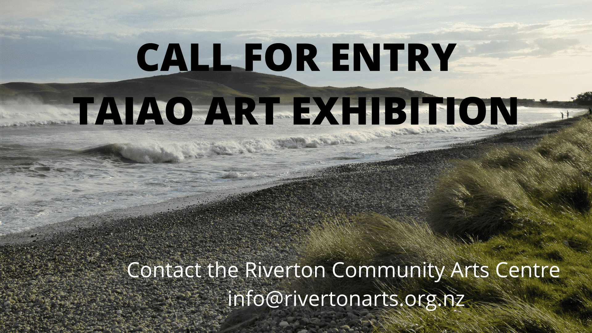 Taiao Art Exhibition Call for Entry Southland Artists