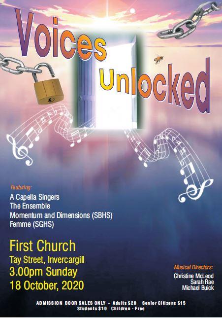 Voices Unlocked