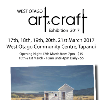 Profile picture of West Otago Art Craft Exhibition
