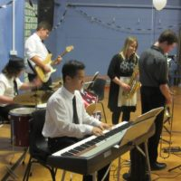 Jazzical at the Southern Swing dance evening